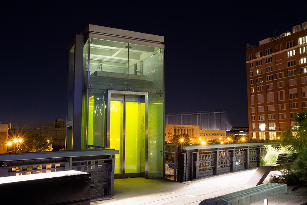 High Line Elevator
